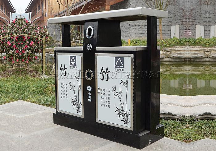 绵阳定制款户外垃圾桶