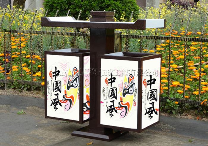 重庆景区环卫垃圾桶