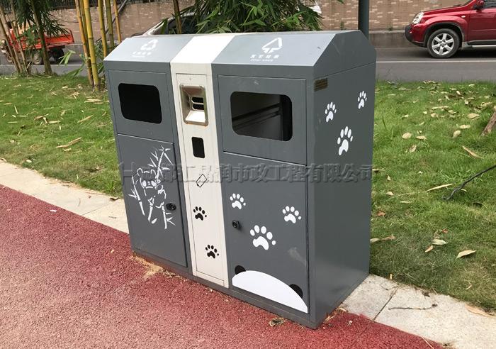 成都大号市政环卫垃圾桶