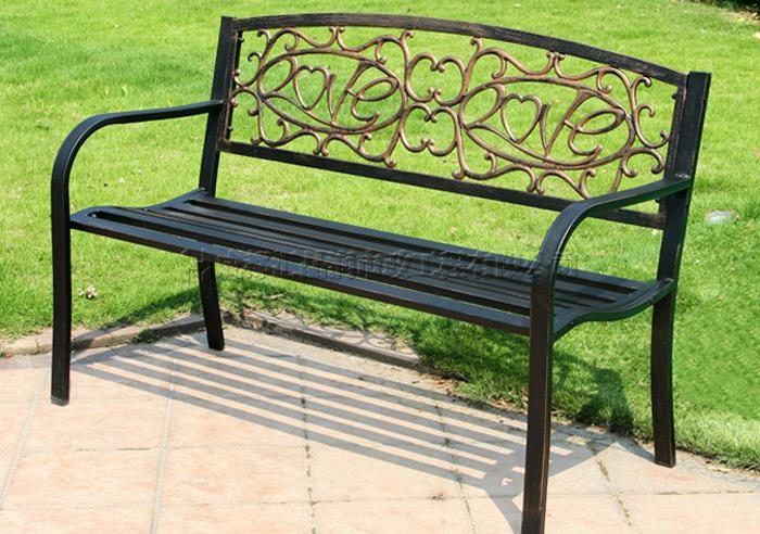 德阳什邡休闲公园椅Y-20379