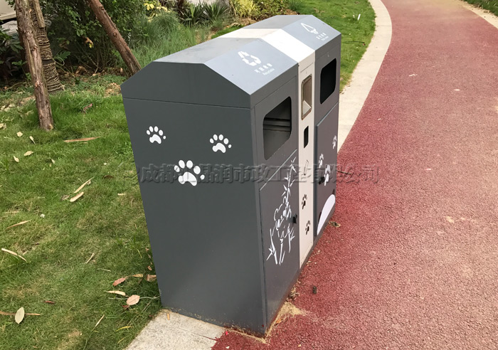 成都市政钢制垃圾箱