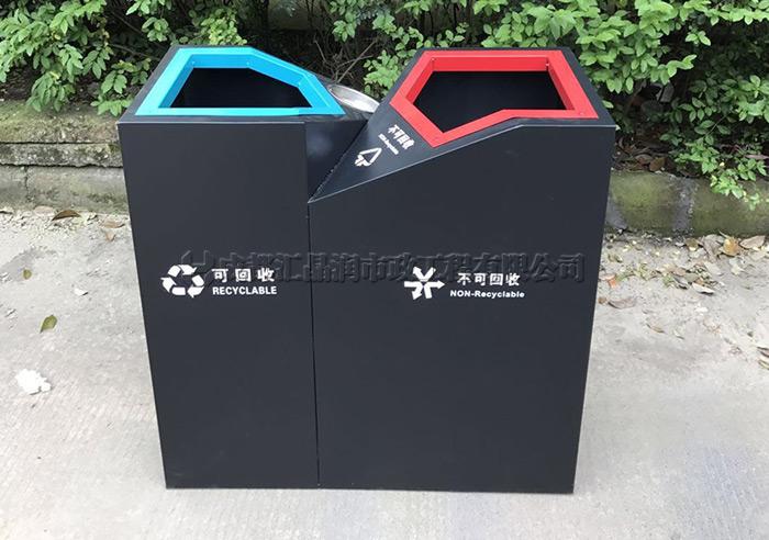 成都分类垃圾桶T-20373