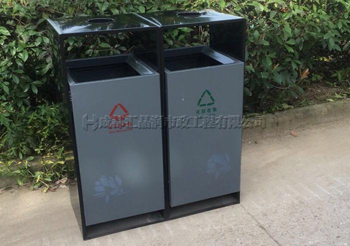 宜宾环卫分类垃圾桶T-20383