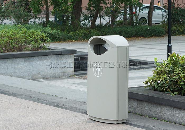 成都垃圾桶果皮箱T-20377