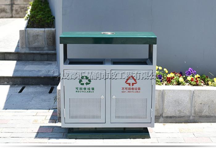 重庆街道环卫果皮箱