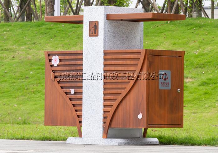 重庆景区定制垃圾桶