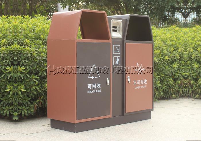 绵阳街道环卫垃圾桶