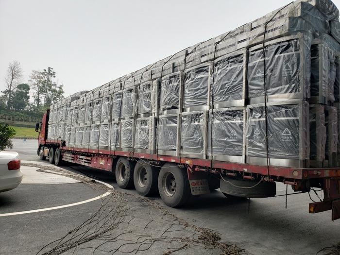 货物装车运输